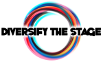 Logo graphic for Diversify The Stage